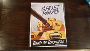 Band Of Brothers Ghost Panzer board game - New In Box