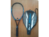 TENNIS RACKET, WILSON, STING HAMMER, HAMMER SYSTEM, PWS, 100 sq. IN. WITH CASE