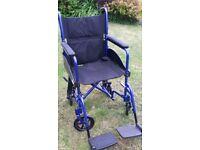 Lightwieight Expedition wheelchair