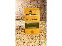 Bedmax Dust Free Pine Shavings 20kg