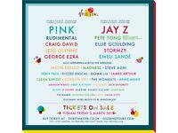 One Red Camping Vfestival ticket 2017