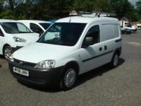 COMBO 1.3CDTi 2008 DIRECT FROM BT FSH DRIVES SUPERB £2495 *NO VAT*