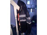 RICHA Leather Motorcycle Jacket - UK42