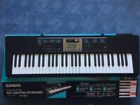 Casio Key lightning keyboard