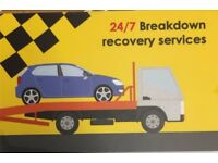 Car Breakdown Recovery Services.