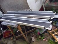 TELESCOPIC MOBILITY RAMPS 5ft COST £220 AS NEW
