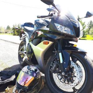 *Wanted* CBR 600RR parts or parts bike