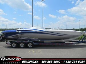 2006 SUNSATION PRODUCTS 32 Off Shore Power Boat 175$/SEMAINE