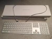 iMac genuine keyboard with box