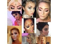 Now taking New Years and Xmas bookings Hair & Makeup 15 years experience