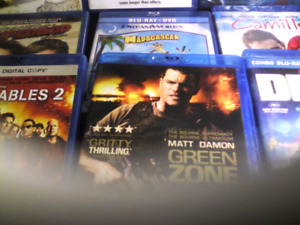 BLUE DISK DVD'S FOR SALE