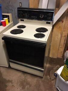Stove/oven