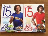 Joe Wicks The Body Coach books x 2