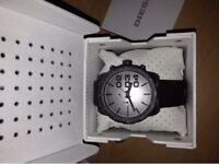 DIESEL MEN'S DOUBLE DOWN 51 CHRONOGRAPH WATCH. used