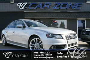 2010 Audi S4 3.0 Supercharged AWD, NAVIGATION