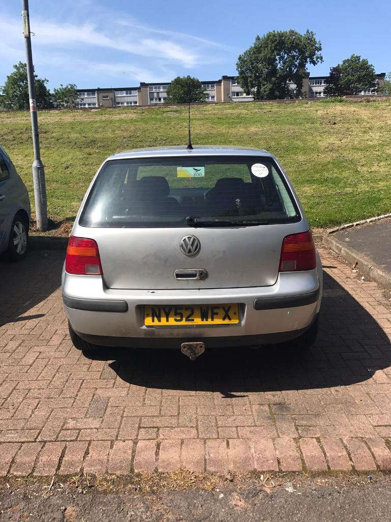 Volkswagen golf 1.9 sdi diesel