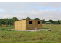 Small paddocks to rent in Kempston West End, Bedfordshire. Suitable for ponies or horses.