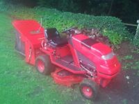 Ride on Mower, Countax C300H, tractor lawnmower, sit on Tractor