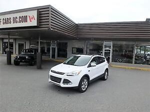 2014 Ford Escape 2.0L ECO-BOOST 4WD