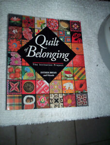 Quilt of Belonging The Invitation Project Esther Bryan & Friends