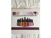 Professional Gel Nail Manicure Starter Kit