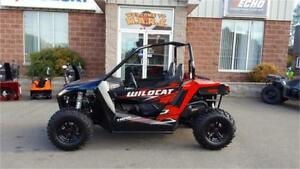 Clearance Pricing 2017 Arctic Cat Wildcat Trail XT ONLY $12999++