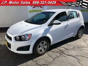2014 Chevrolet Sonic LS, Automatic, Bluetooth, Only 46, 000km