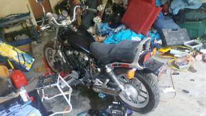 1984 honda shadow vt500c
