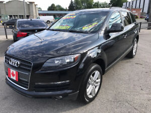 2008 Audi Q7 3.6L QUATTRO AWD SUV...PANORAMIC SUNROOF...MINT
