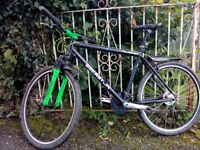 Easton 24 speed mountain bike