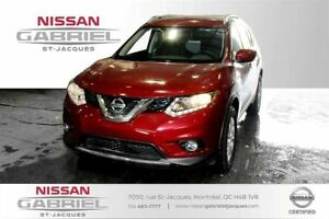 2016 Nissan Rogue SV  AWD+CAMERA+MAGS+SIEGES CHAUFFATS/ELECT+C