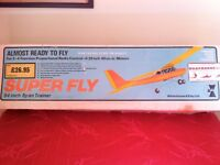 Vintage RC Airplane - Super Fly 54 inch