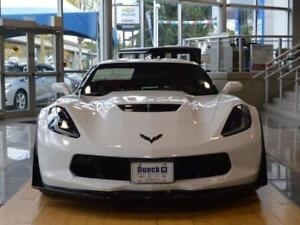 2017 Chevrolet Corvette Z06 3LZ AVAILABLE automatic white