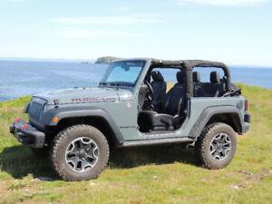 2014 Jeep Wrangler Rubicon X