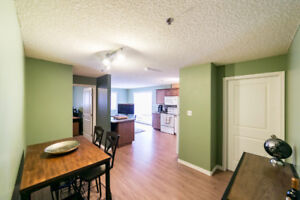 Completely RENOVATED 2 bedroom, 2 bath END UNIT