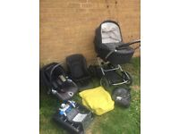 Mamas and Papas Pram set