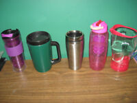 ASSORTED TRAVEL MUGS & PITCHER Winnipeg Manitoba Preview