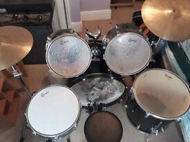 Ridgewood Drum Kit. Perfect for beginners.