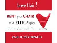 RENT-A-CHAIR 'Elle' Unisex Hair & Beauty Salon, Shipley