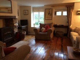 Holiday cottage near Castle Combe Wiltshire