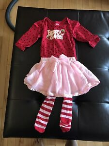 Girls clothes size 3 months to 2T