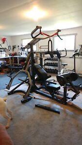 home gym, gym quality equipment