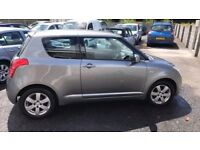Suzuki swift low miles with warranty