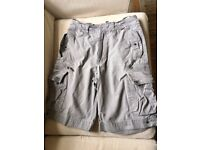Men Molecule short (Medium) Grey 100% cotton – IN GOOD CONDITION