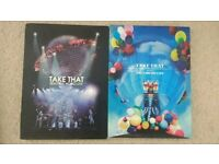 Take That Live DVDs