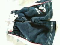 Boys Swimming Shorts 2-3 years