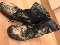 Dr Martens uk size 11 pascal boots