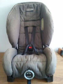 CAR SEAT, MAMAS AND PAPAS, UNIVERSAL, PRATICO, 0 -13kg, SUITABLE FROM 9 MONTHS TO 12 YEARS OLD