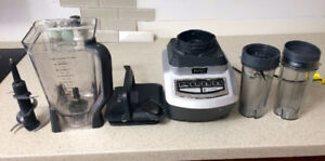Ninja Professional Blender Set - 1100watt - Great condition