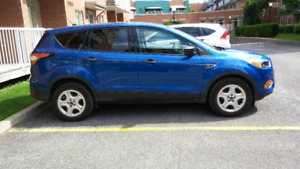 2017 Ford Escape S VUS 2.5 L